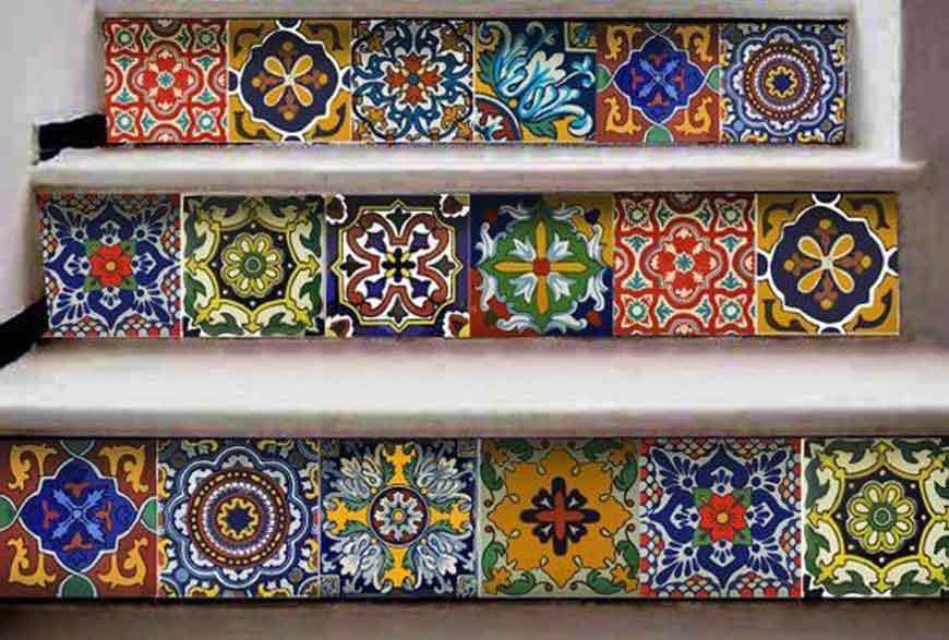 و سفال در سبک سنتی 1 - طراحی داخلی به سبک ایرانی سنتی
