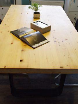 4 268x358 - میز جلسه هوم استایل