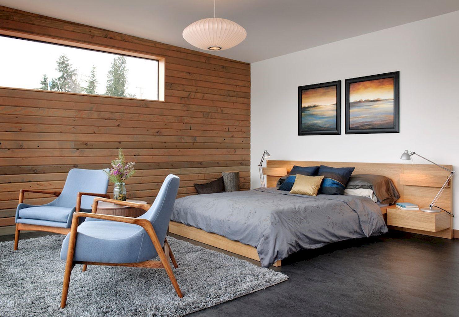 Modern Midcentury Bedroom Ideas and Inspiration 1 - دکوراسیون داخلی به سبک مدرن میدسنچری (میانه قرن بیستم)