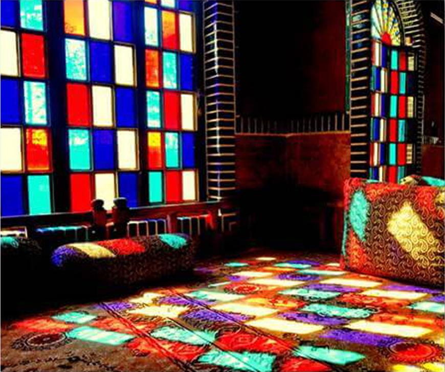 Picture13 1 2 - طراحی داخلی به سبک ایرانی سنتی