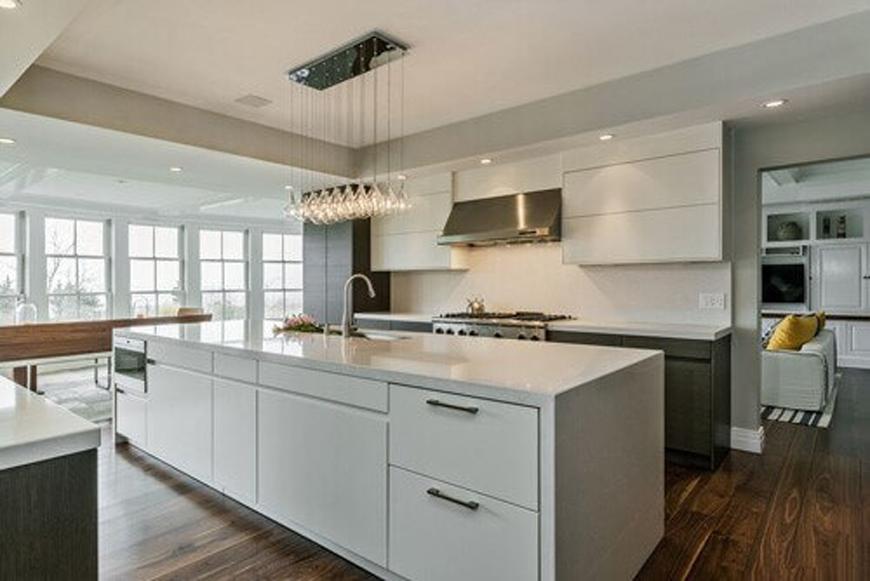 آشپزخانه به سبک مینیمال