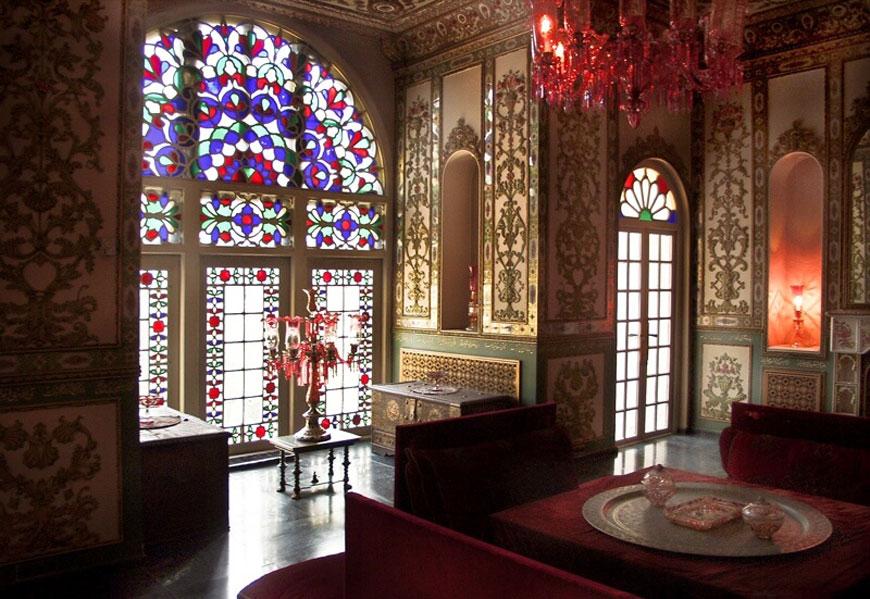 wall design - طراحی داخلی به سبک ایرانی سنتی