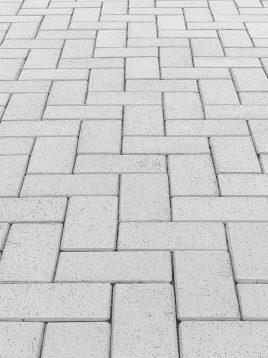 Concrete Paver gray 268x358 - تایل بتنی طرح آجر ۱۰*۲۰ کیان برنا
