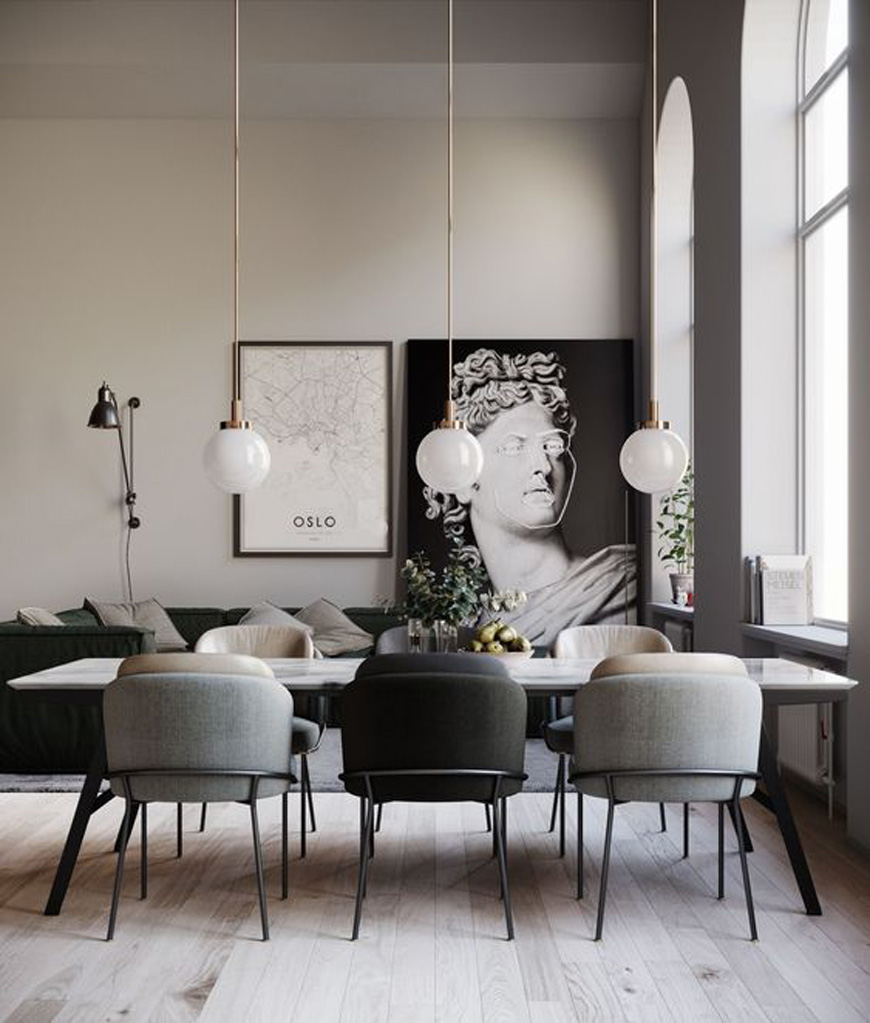 Contemporary design house - دکوراسیون داخلی به سبک معاصر و ویژگی های آن