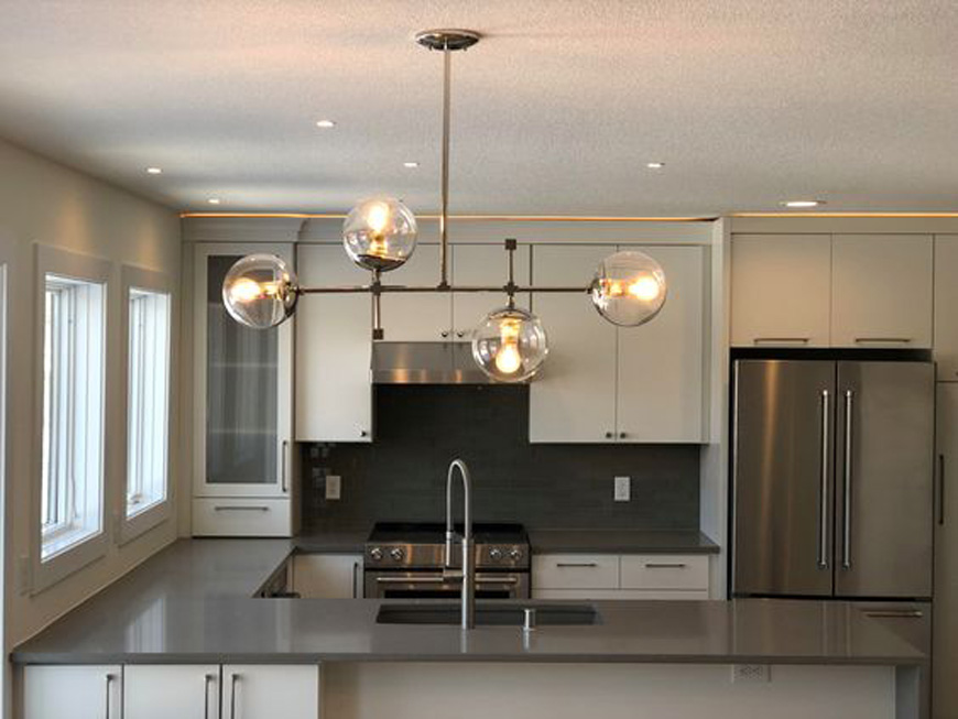 Contemporary kitchen design - دکوراسیون داخلی به سبک معاصر و ویژگی های آن