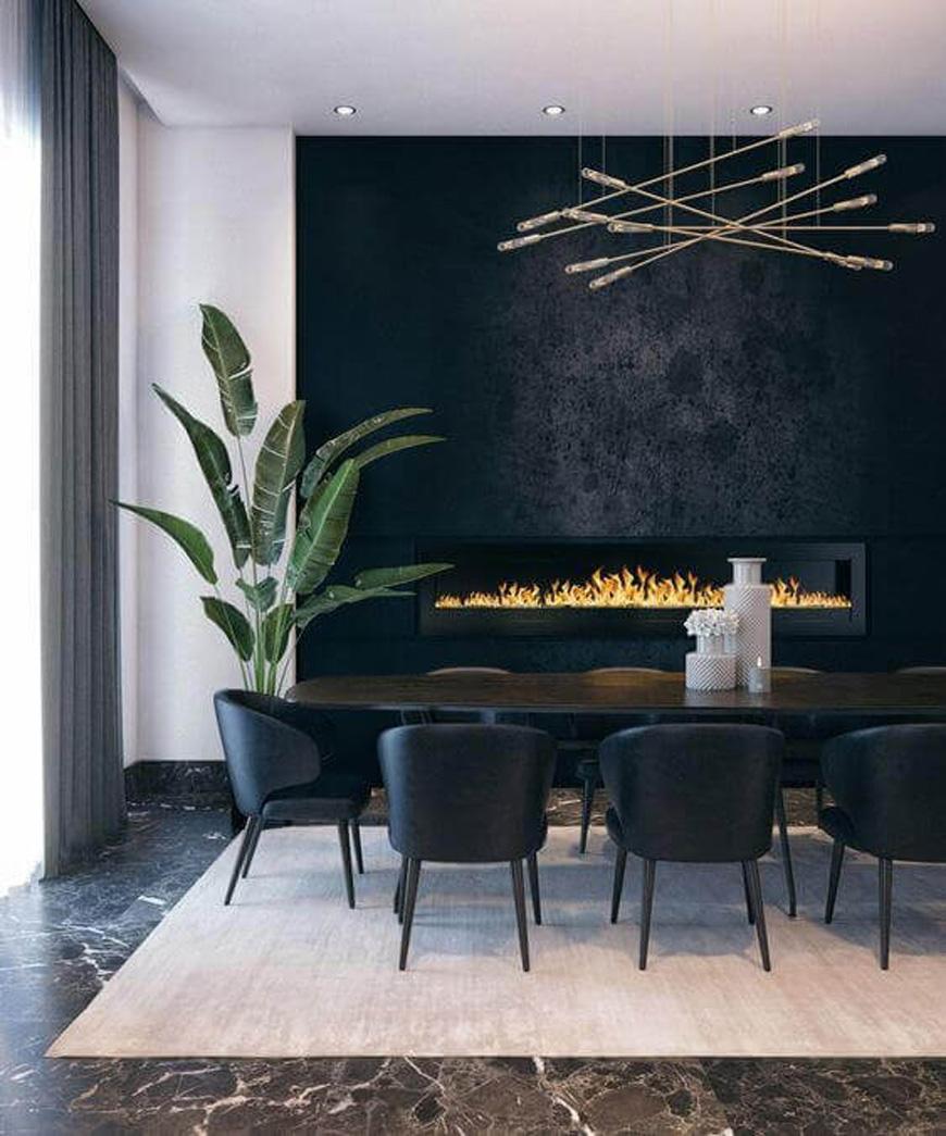 Contemporary living room decorating - دکوراسیون داخلی به سبک معاصر و ویژگی های آن