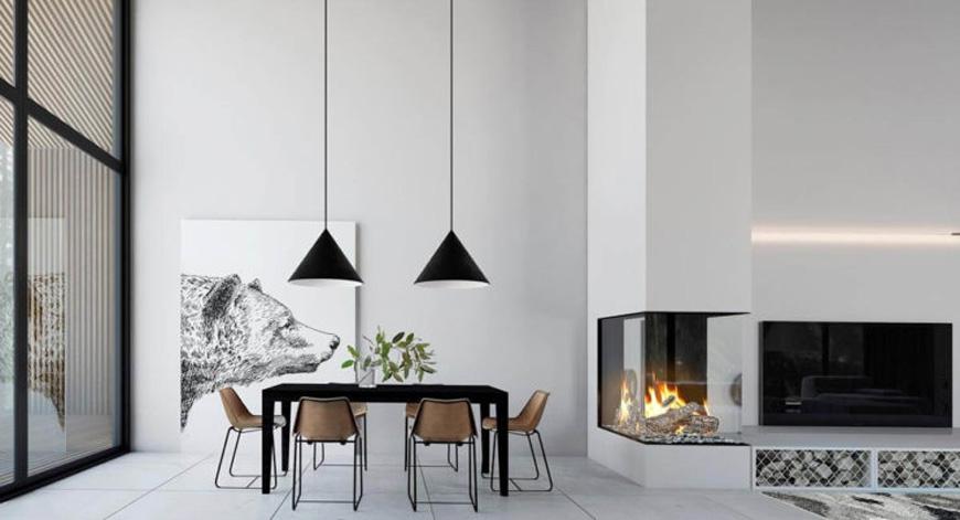 Contemporary style12 - دکوراسیون داخلی به سبک معاصر و ویژگی های آن