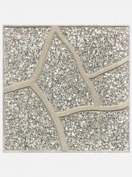 Islands meybod mosaic gray 268x358 - موزاییک میبد طرح جزیره ۴۰*۴۰
