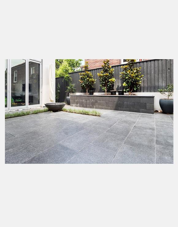 granite stone paver 3 - سنگفرش گرانیت مروارید