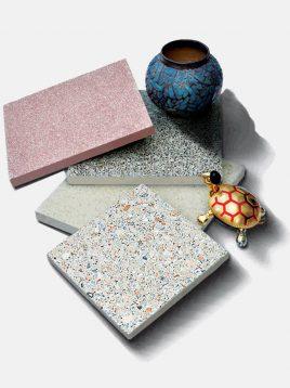 industrial mosaic 268x358 - موزاییک صنعتی رضا طرح تراورتن فرشی ۴۰*۴۰