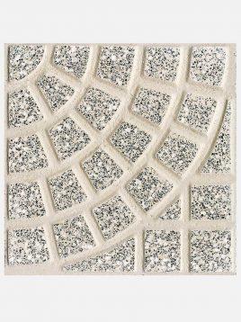 meybod mosaic aftab gray 268x358 - موزاییک میبد طرح آفتاب ۴۰*۴۰