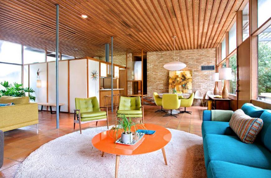 modern style - دکوراسیون داخلی به سبک معاصر و ویژگی های آن