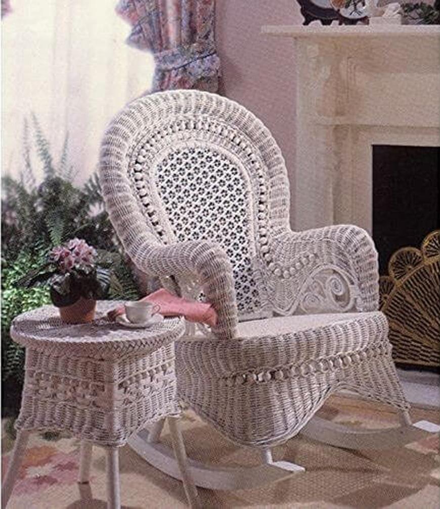 romantic living room design - دکوراسیون داخلی به سبک رومانتیک (shabby chic)