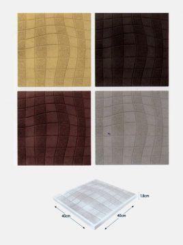 shinestone reza shivana 2 268x358 - سنگ مصنوعی شاین استون رضا طرح شیوانا ۴۰*۴۰