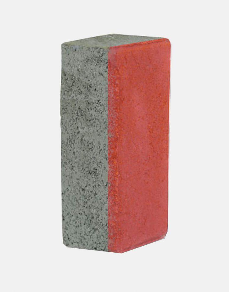 simanbeton concrete paver red 750x957 - تایل بتنی رنگی سیمان بتن ۲۰*۱۰