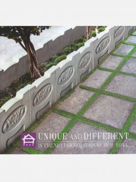 concrete edging flower reza 1 268x358 - جدول طرح گل رضا