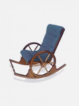 صندلی راک آمازون چوب مدل سکان