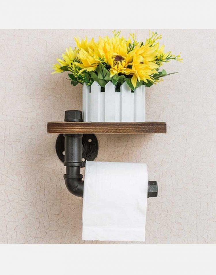 Arta Toilet Paper Holder coA152 750x957 - جا دستمالی دیواری مدل A152