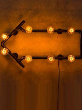Arta Wall lights codA194 268x358 - چراغ دیوارى مدل A194 آرتا
