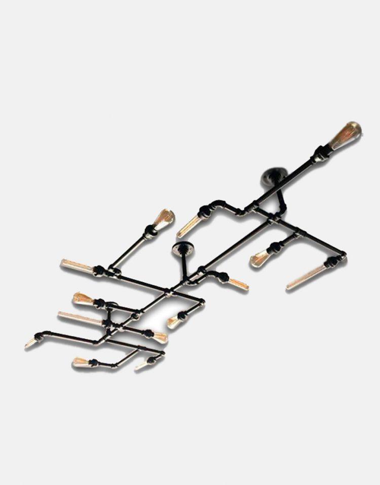 چراغ سقفی مدل A123 آرتا