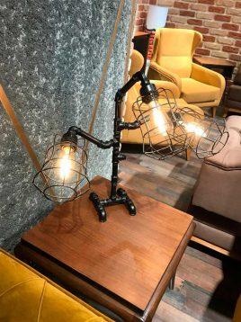 Arta lamp codA129 1 268x358 - چراغ رومیزی دکوری مدل A129 آرتا