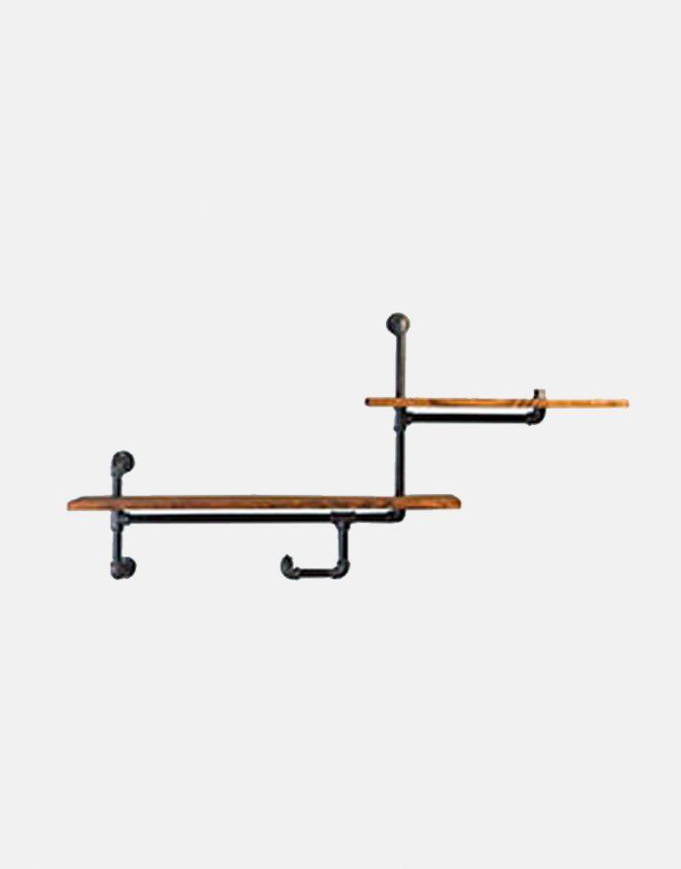 Arta shelf codA119 2 750x957 - طبقه دیوارى مدل A119 آرتا
