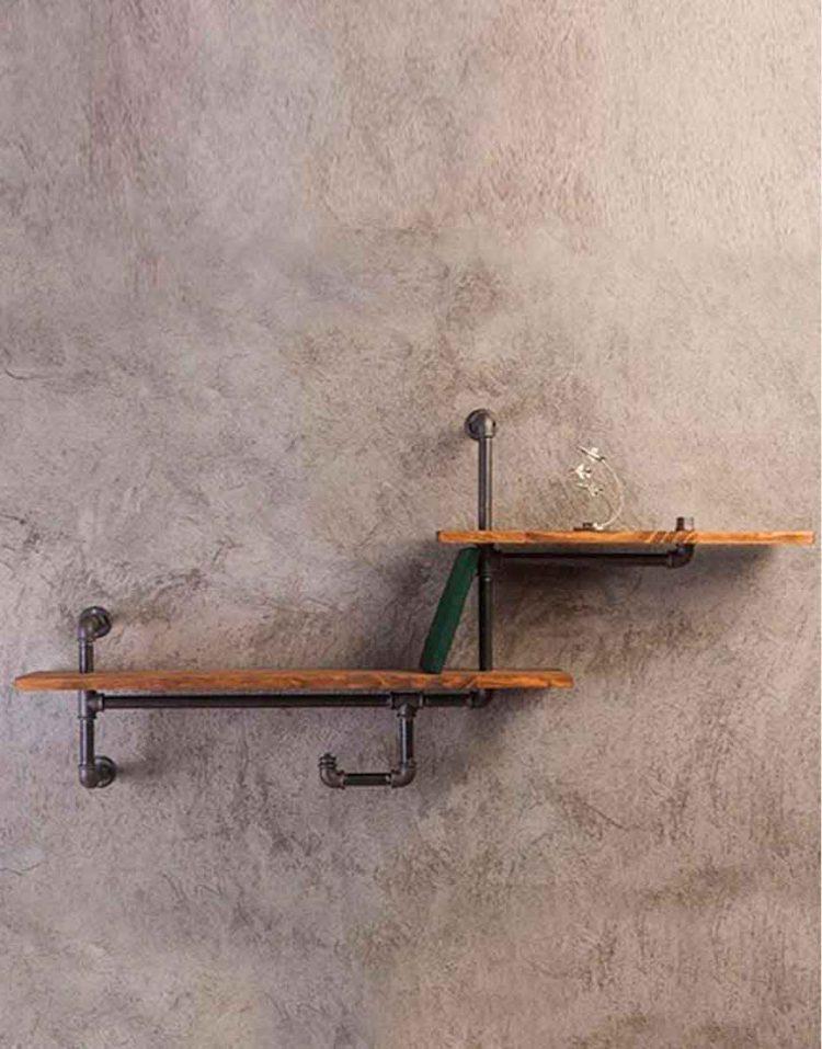 Arta shelf codA119 3 750x957 - طبقه دیوارى مدل A119 آرتا