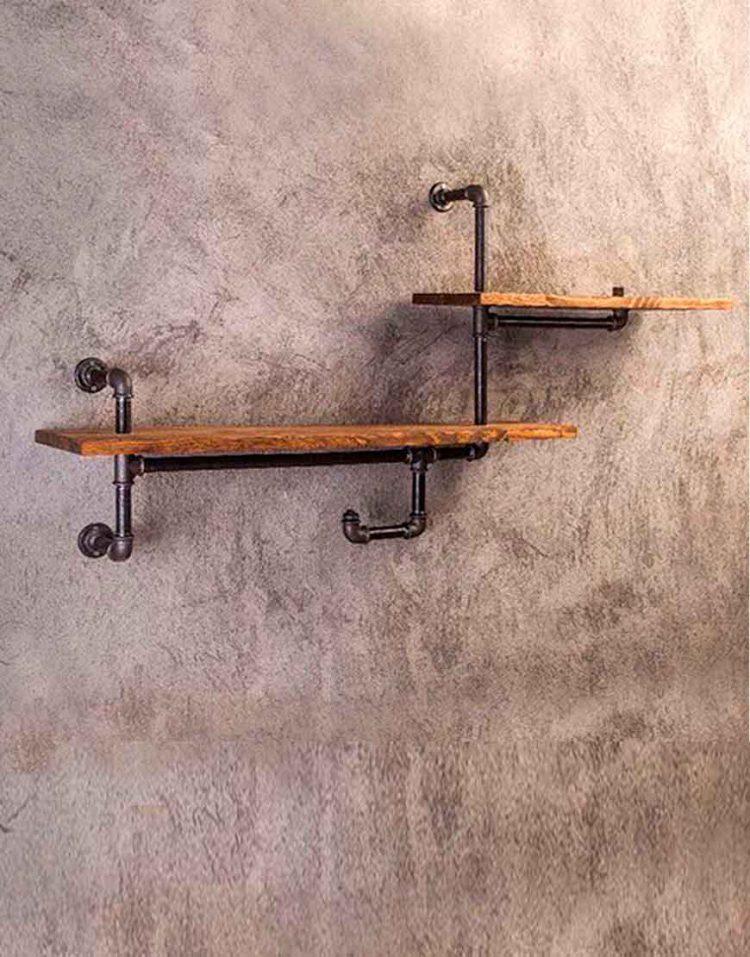 Arta shelf codA119 4 750x957 - طبقه دیوارى مدل A119 آرتا