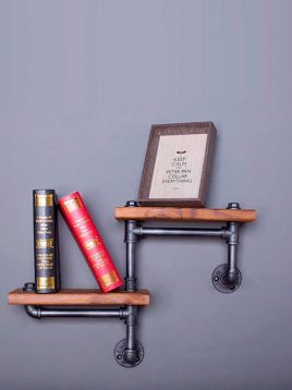 Arta shelf codA222 1 268x358 - طبقه دیواری مدل A222 آرتا