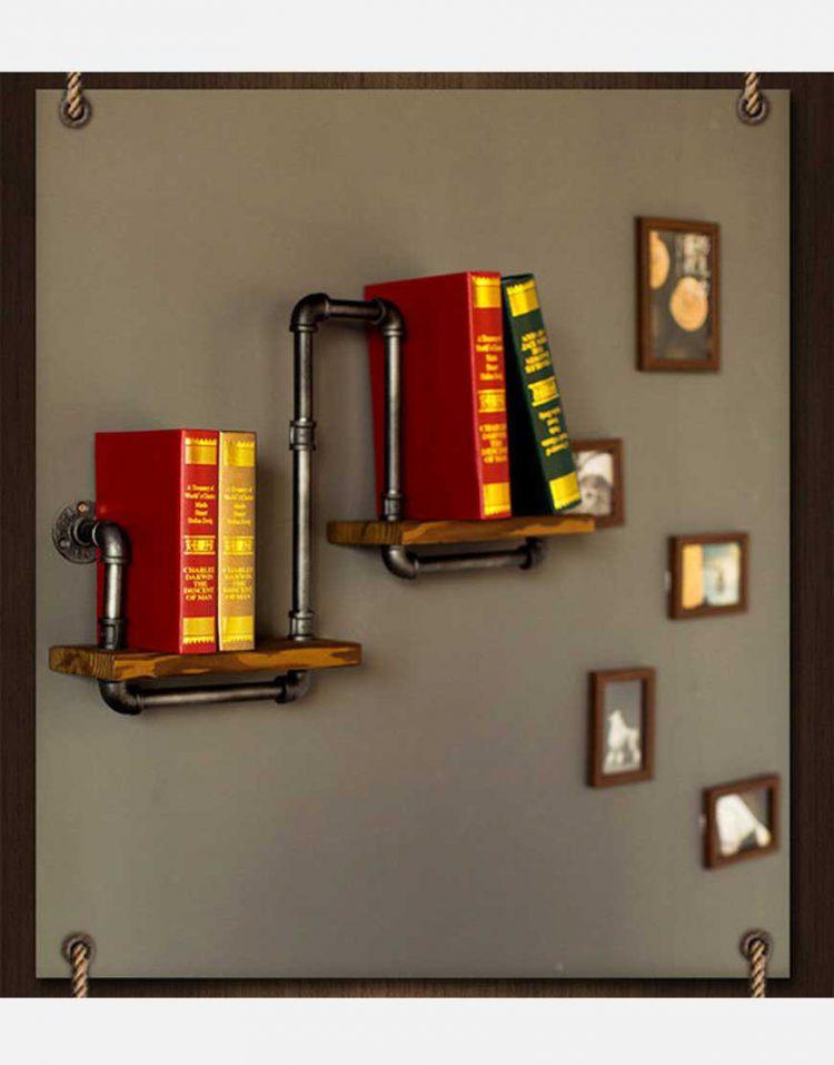 Arta shelf codA226 750x957 - طبقه دیواری مدل A226 آرتا