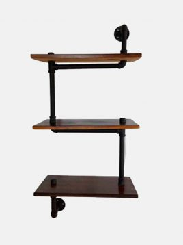 Arta shelf codA341 1 268x358 - طبقه دیواری مدل A341  آرتا