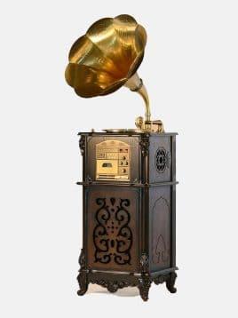 Classicgallery-gramophone-code101