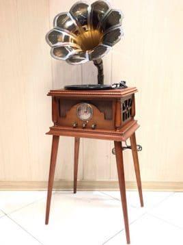 Classicgallery-gramophone-code1207F