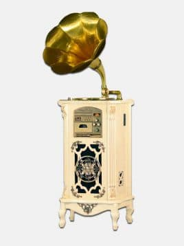 Classicgallery-gramophone-code2501c
