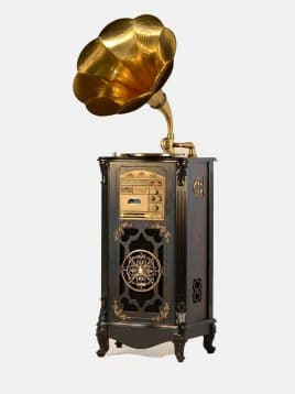 Classicgallery-gramophone-code2505