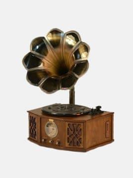 Classicgallery-onthetable-gramophone-code1202