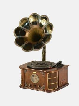 Classicgallery-onthetable-gramophone-code1205