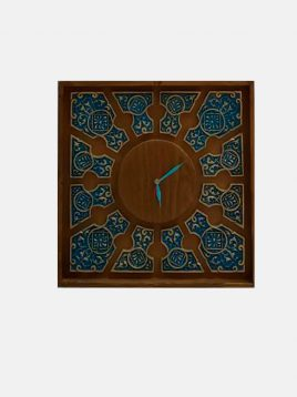 Decorland marshall asoric wall clock 1 268x358 - ساعت آسوریک مارشال