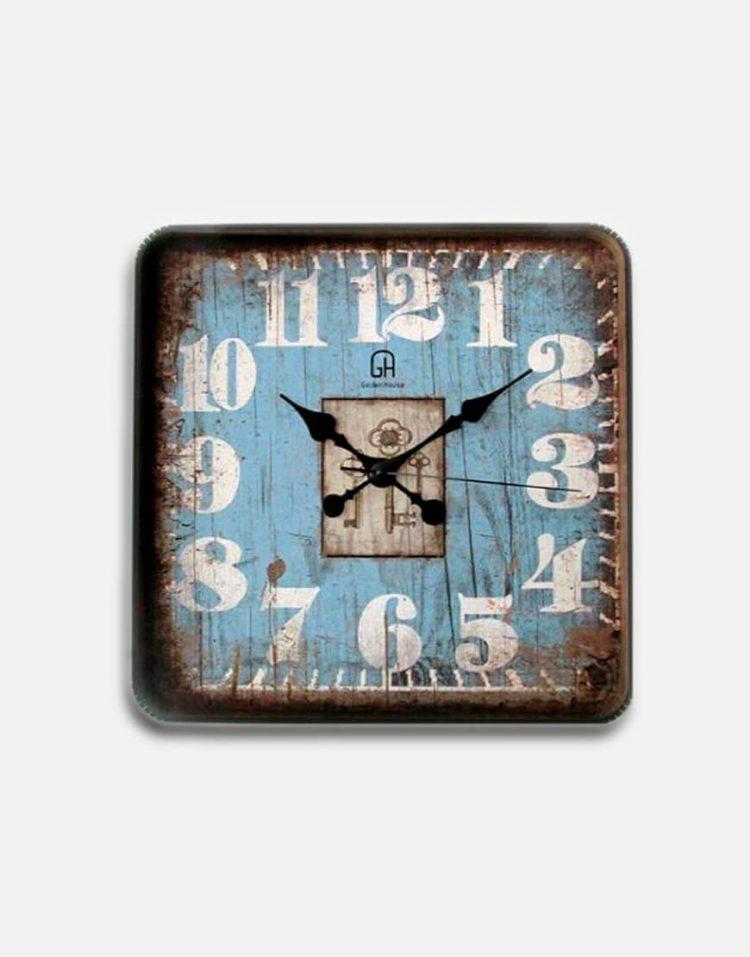 ساعت دیواری انتیک گلدن مارشال