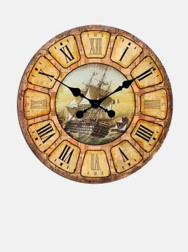 Decorland-marshall-round-wall-clock