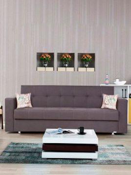 Folding sofa bed Ara 1 268x358 - مبل تختخواب شو آرا