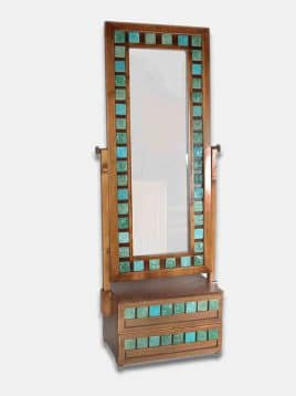 Gallerybalout-firoozeh-mirror-stand-wooden-double-drawer