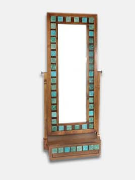 Gallerybalout-firoozeh-mirror-stand-wooden-single-drawer