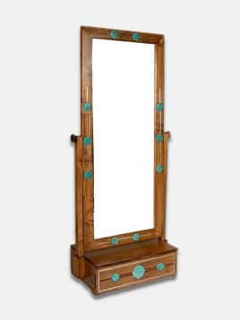 Gallerybalout-shams-mirror-stand-wooden-single-drawer