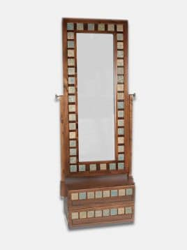 Gallerybalout-talaeei-mirror-stand-wooden-double-drawer