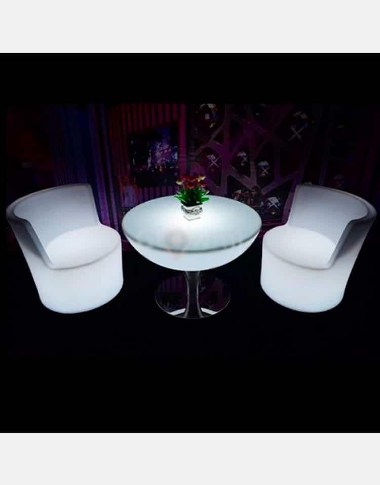 صندلی نورانی مدلC هیلدا