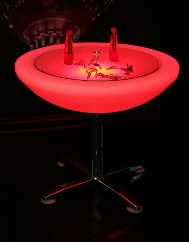 میز سوارز نورانی مدلA هیلدا