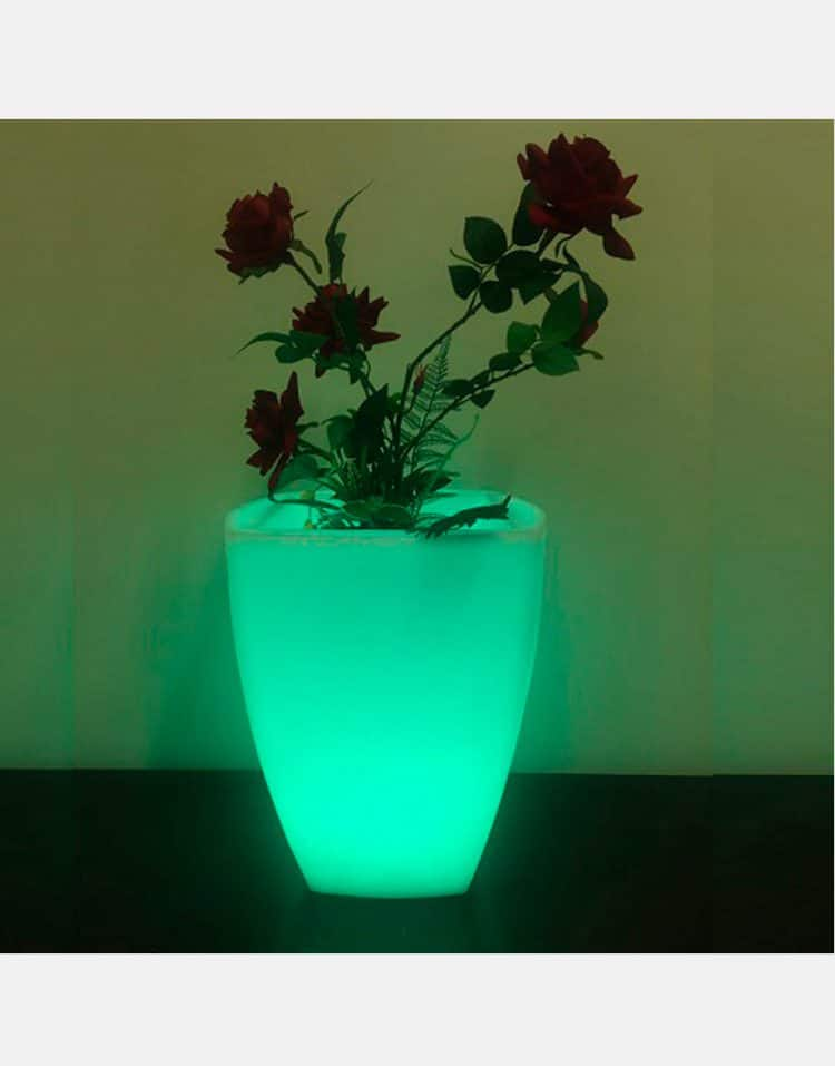 گلدان نورانی مدلF هیلدا
