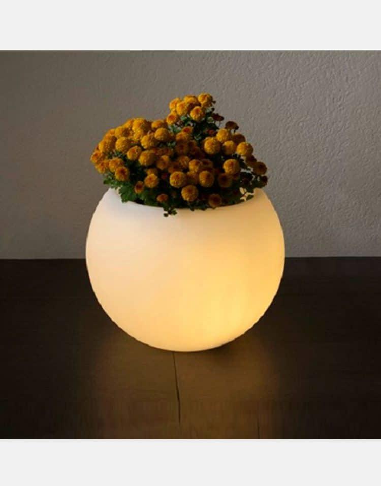 گلدان نورانی مدلE هیلدا
