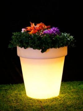 Hilda luminous vase cod HG62 1 268x358 - گلدان نورانی مدلB هیلدا